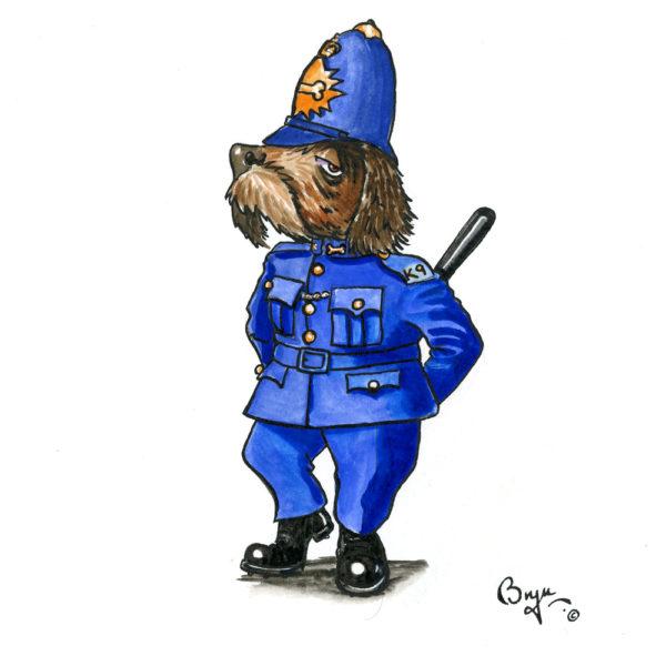 DT-Police-Dog