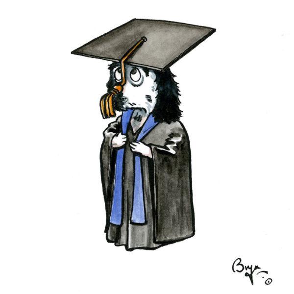Dt,-Graduation