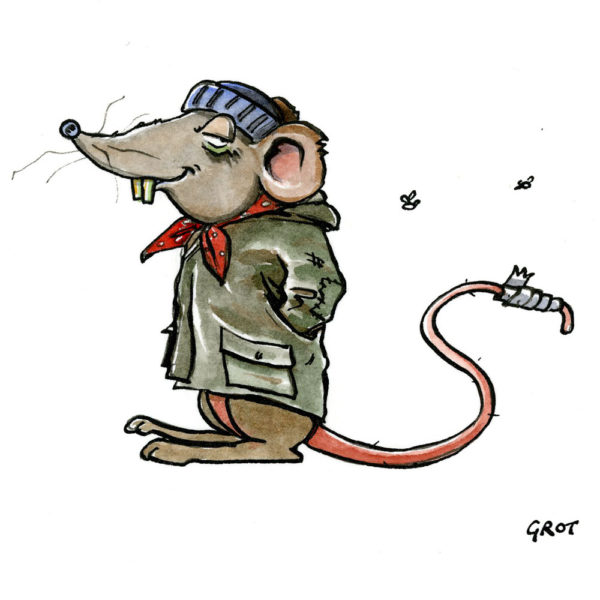 Grot-the-rat