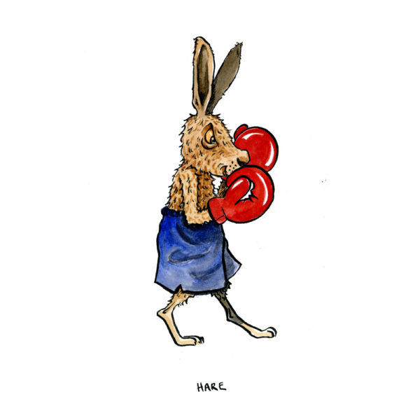 OA,-Hare