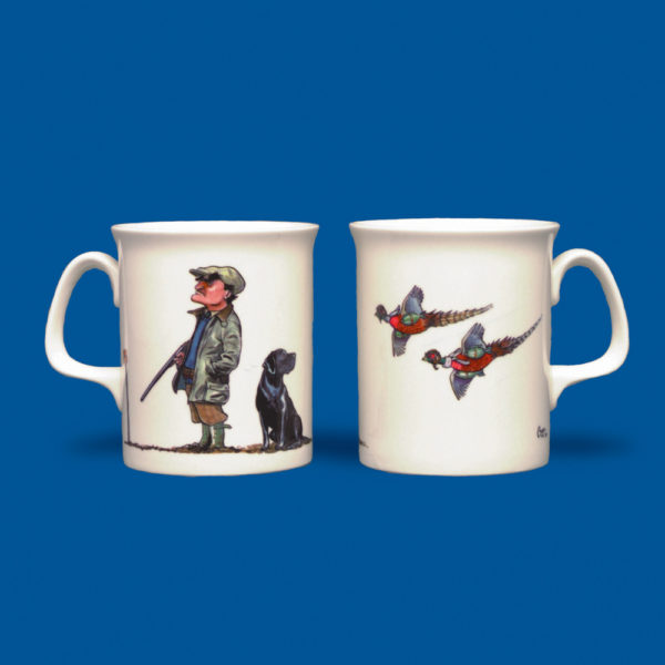 mug906 Bombing Pheasants