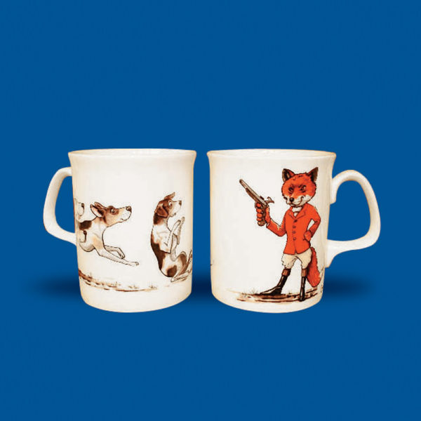mug945 Fox Ambush