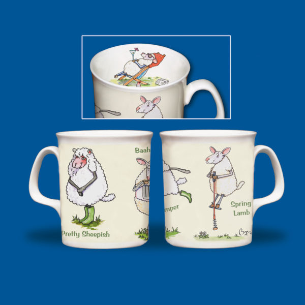 mug985 Fun Sheep