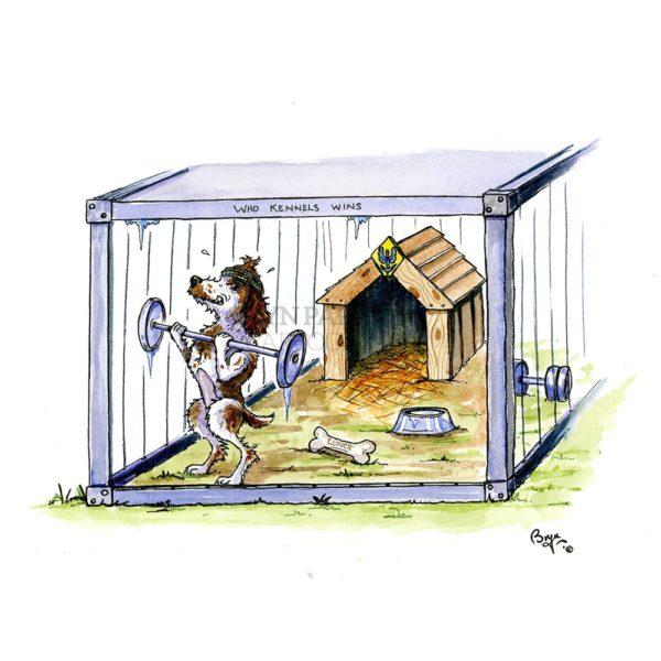 Kennel-Dog—32312